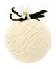 Helado con nueces de macadamia