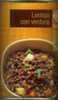Lentejas con verduras en conserva Carrefour
