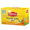 Té negro Lipton Yellow Label