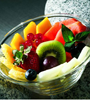 Macedonia de frutas conserva