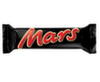 Barra de chocolate Mars