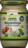 Mayonesoja mayonesa sin huevo ecológica Ecocesta Productos Ecológicos