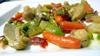 Menestra de verduras congelada
