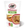 Milanesas de soja texturizada El Granero