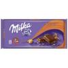 Chocolate con almendras Milka