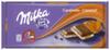 Chocolate Milka con caramelo