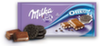 Chocolate Milka con Oreo