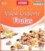 Muesli Crujiente con Frutas Hacendado