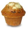 Muffin o magdalena multicereales