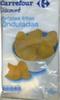 Patatas fritas onduladas Carrefour