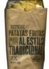 Patatas fritas lisas Al estilo tradicional Hacendado