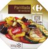 Parrillada de verduras congelada Carrefour