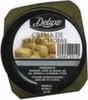 Paté vegetal Crema de alcachofas Deluxe (Lidl)