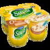 Postre de soja con Cereales Savia Danone