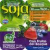 Postre de soja con Frutas del bosque Hacendado