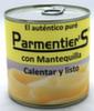 Puré de patata con mantequilla Parmentier\'s