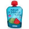 Puré de frutas Hacendado sabor sandia-melón