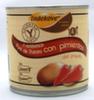 Puré de patata con pimientos del piquillo Indekove