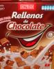 Cereales Rellenos de Chocolate Hacendado