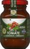 Salsa de tomate con albahaca y orégano Hacendado