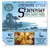 Queso vegano estilo Cheshire Sheese