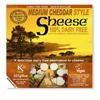 Queso vegano Cheddar semicurado Sheese
