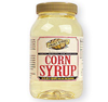Sirope o jarabe de maíz claro