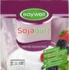 Postre de soja Sojagurt Frutas silvestres Soywell (Lidl)