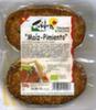 Hamburguesas de tofu y arroz con maíz y pimiento Taifun Corn Pepper Cutlets