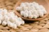 Perlas de tapioca o tapioca perlada