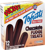 Helado de chocolate Tofutti Chocolate Fudge Treats