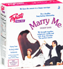 Helado de vainilla cubieto de chocolate Tofutti Marry Me Bars