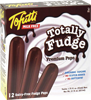 Helado de chocolate Tofutti Totally Fudge Bars