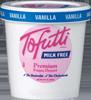 Helado de vainilla Tofutti Vanilla