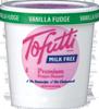Helado de dulce de vainilla Tofutti Vanilla Fudge