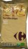 Tortilla chips ecológicos Carrefour Bio