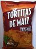 Tortitas de maíz Tex-Mex Hacendado
