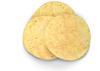 Tortitas de harina de trigo
