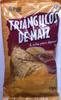 Triángulos de maíz Hacendado