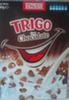 Trigo con chocolate Hacendado