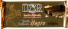Turrón de chocolate negro DOR (Lidl)