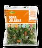 Mezcla de verduras Sopa Juliana Verdifresh