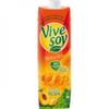 Bebida de soja y melocotón Vivesoy