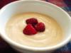 Yogur de soja sabor fresa-plátano