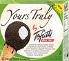 Cono de helado de vainilla Tofutti Yours Truly Vanilla