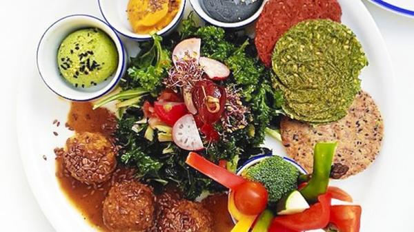 Restaurantes veganos en Barcelona: opciones de la ciudad amiga de los veganos