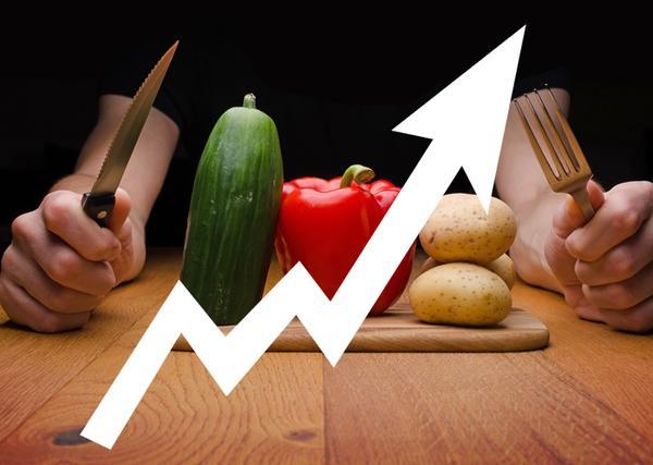 Vegetarianismo y veganismo, ¿moda o tendencia?