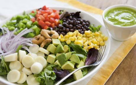 Dieta vegana saludable para perder peso: empieza HOY