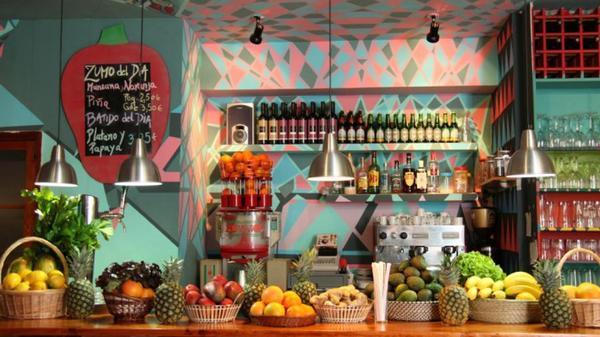 Restaurantes veganos en Madrid: en la variedad está el gusto