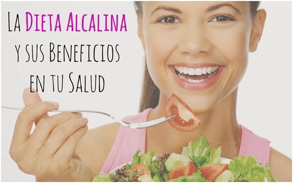 Cómo Sanar y adelgazar con la Dieta Alcalina